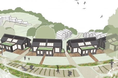 30 Affordable Community Homes, Launceston, Cornwall