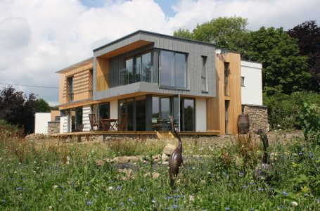 Windy Croft Passivhaus, Haytor, Devon